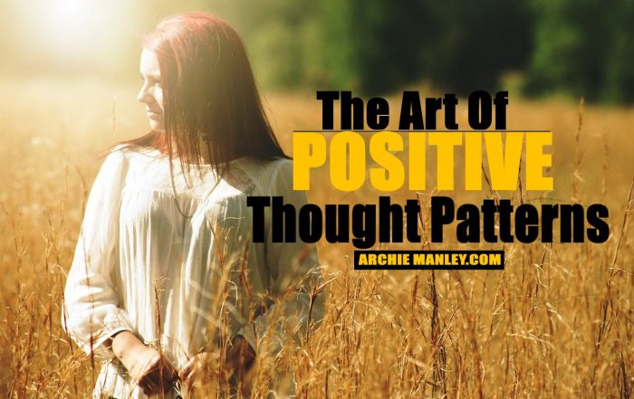 positive thought patterns